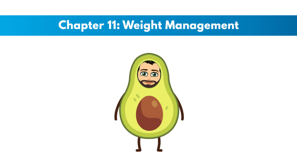 NCSF Personal Training Study Guide Chapter 11 – Weight Management 1