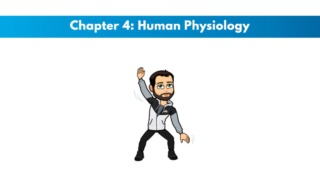 NCSF Personal Training Study Guide Chapter 4 – Human Physiology 1