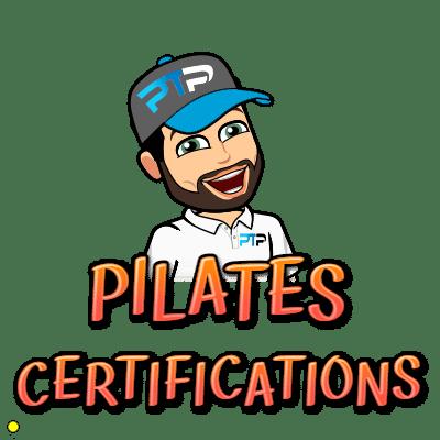 Pilates certifications